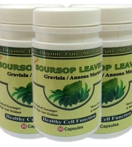 graviola_leaves_capsules 3pack